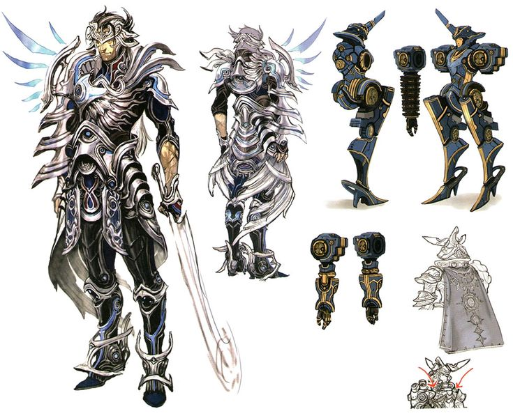 Xenoblade Chronicles Shulk Armor 459 best images about ...