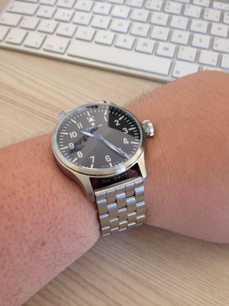 Čo máte dnes na ruke (hodinky)? - Stránka 618 - Všeobecná diskusia o hodinkách - HODINKOMANIA.SK