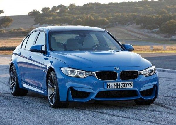 2015 BMW M3 Sedan Release dates 600x428 2015 BMW M3 Sedan Full Review