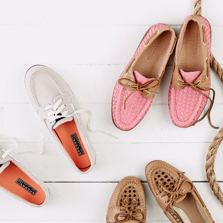 Hit the high seas in @sperrytopsider.: Shooting S R, Laa, Dreams Closet, High Sea, Shoes La
