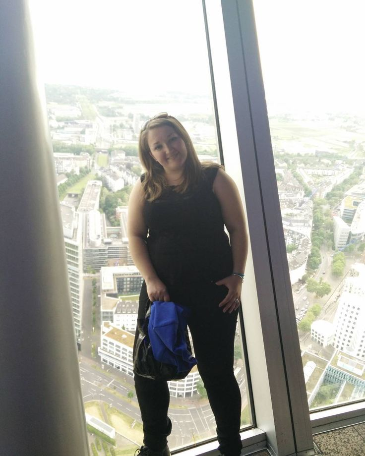 Visiting the Rheinturm Tower in Düsseldorf  #2europeans #germany #düsseldorf #europe #rheinturm #posing #bluesky #roadtrip #beautiful #landscape #views #walk #hashtag #goals #instagram #picture #enjoy #moments #lifestyle #travelphotography #happy #fun #travel #travelgram #travelling #trip #travel #traveltheworld #road #nofilter