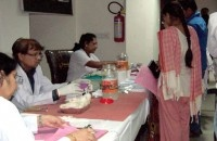 Blood Donation Camp by Relief India Trust