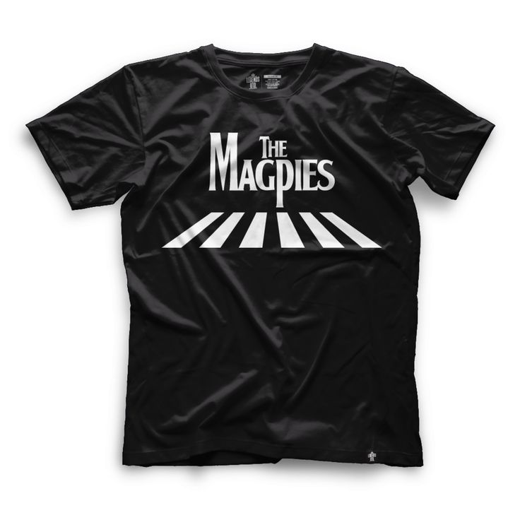 Collingwood Magpies (The Beatles) T-shirt