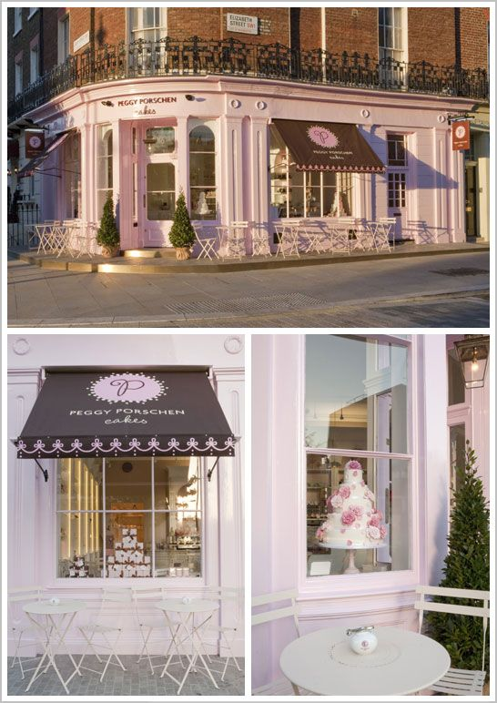 Half Baked – The Cake Blog » Field Trip: Peggy Porschen Cakes