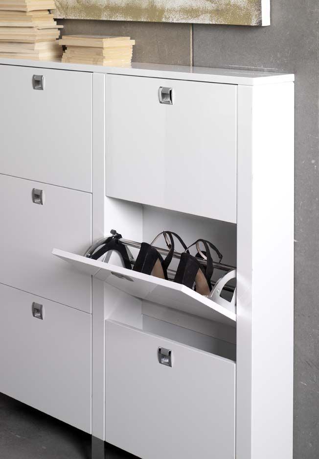 85 best recibidor images on pinterest entryway steel - Recibidores zapateros modernos ...