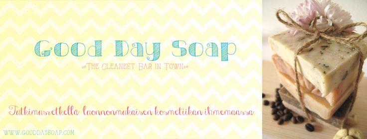 Good Day Soap, saippuantekijän blogi