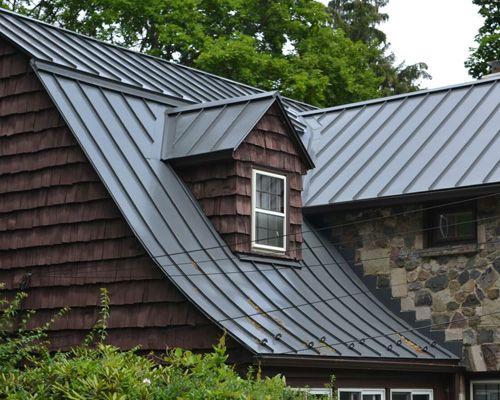 Curved Metal Roofing   Metal Roofing PA | EDCO Metal Roofs | DECRA Metal  Roofs |