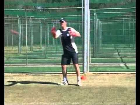 Wicket Keeping: Basic Catching Drills 1/3