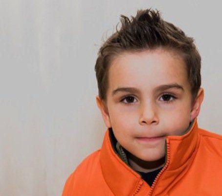 Six super cute ideas for boy hairstyles