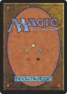 Los viejos tiempos de Magic:The Gathering.