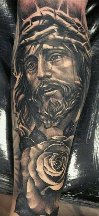 25 melhores ideias de tatuagens religiosas no pinterest for Table no 21 tattoo