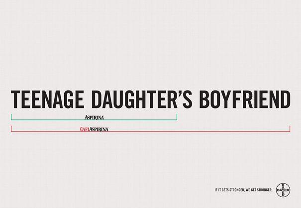 15 campañas gráficas basadas en el minimalismo de lo más llamativas