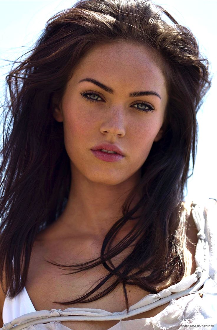 Megan Fox by Don Flood