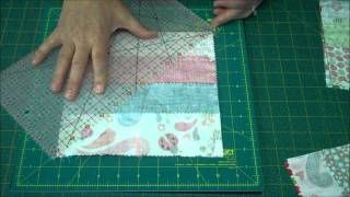 Amazing Jelly Roll Quilt Pattern by 3 Dudes!, via YouTube.