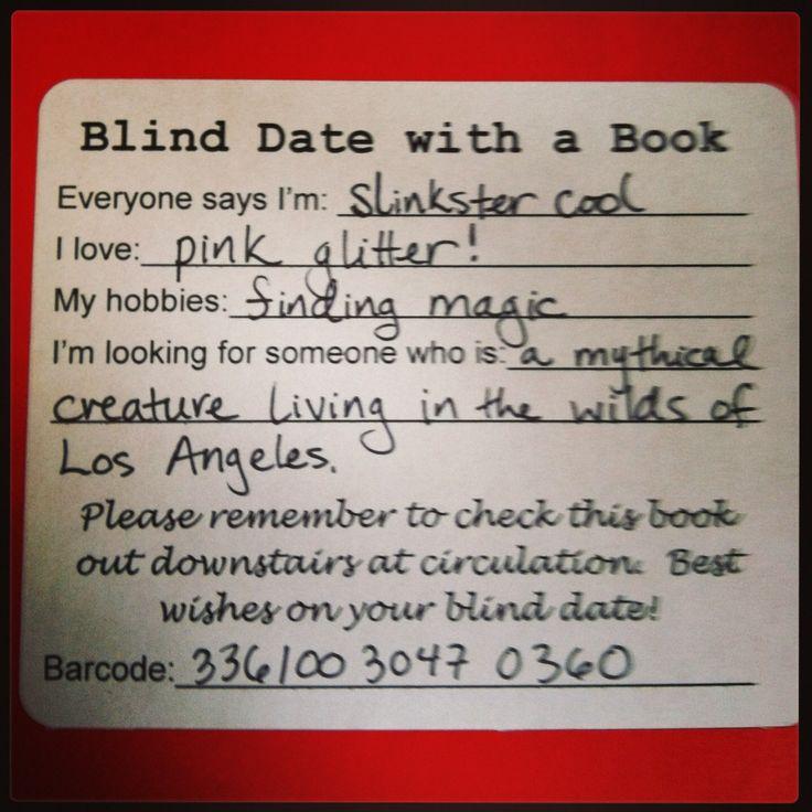 blind dates near me