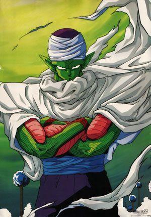 5 PERSONAJES VERDES  --  Originario del planeta Namek, Piccolo es uno de los personajes más poderosos de la franquiciaDragon Ball. Después de que Goku luchara arduamente contraPiccolo Daimaō, logró vencer al demonio que, poco antes de morir, consigue expulsar toda su esencia en el último descendiente de su estirpe, a través de un huevo que libera por la boca.