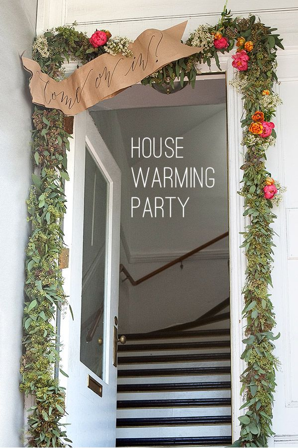 17 best ideas about housewarming party on pinterest home for Warming party ideas