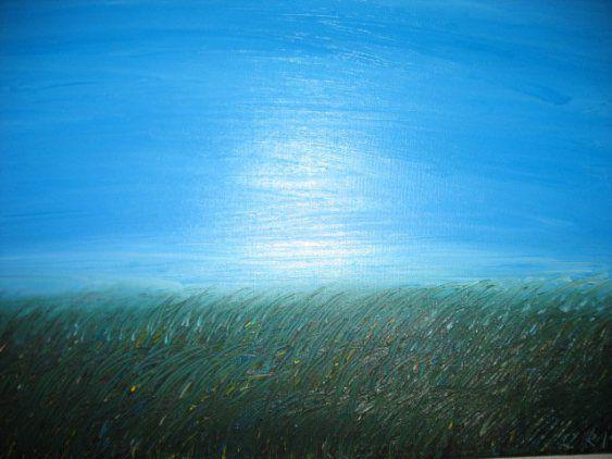 """""""intr-o bună zi m-am întins pe iarbă, mi-am desfăcut braţele şi am privit cerul. Şi dintr-o dată m-am pătruns de sentimentul că sensul existenţei întregului Univers este iubirea"""". Walt Whitman"""