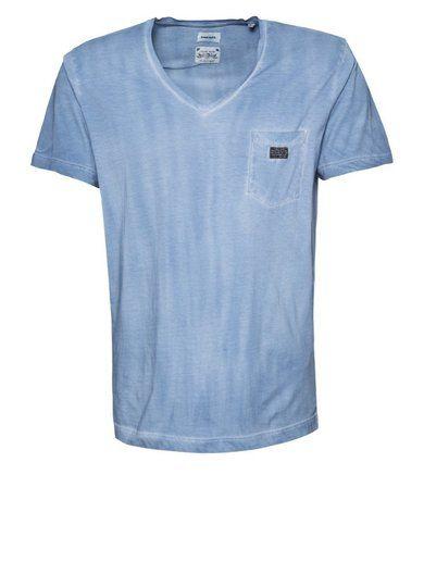 Diesel ORTHOS Tshirt basic blue