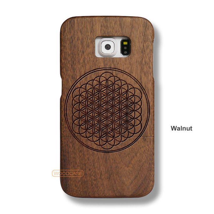 Sempiternal Album Galaxy S6 Case - Galaxy S6 Solid Total Wood Case - SDTRD0031