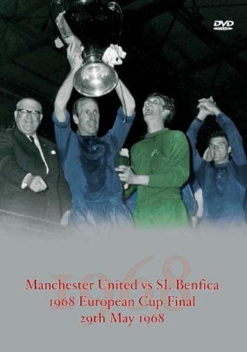 Manchester United vs SL Benfica - 1968 European Cup Final DVD: Amazon.co.uk: 1968 European Cup Final: DVD & Blu-ray
