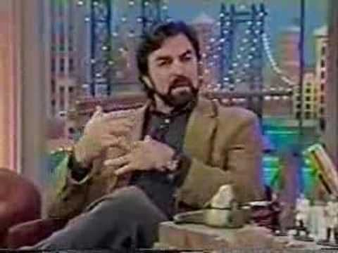 God I hate Rosie O'Donnel. Tom Selleck on the Rosie O'Donnell Show.