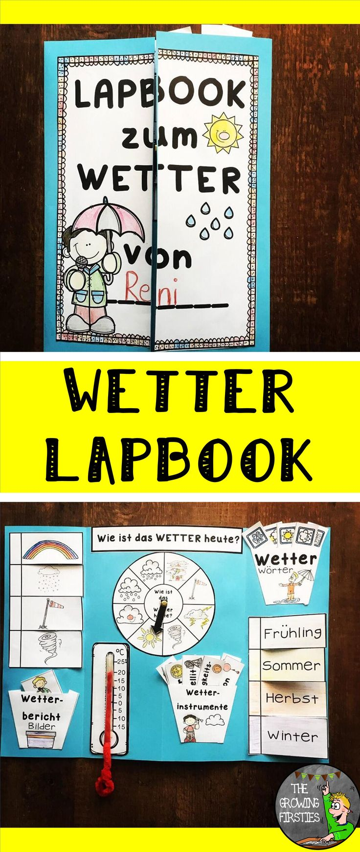 Thema Wetter Kindergarten