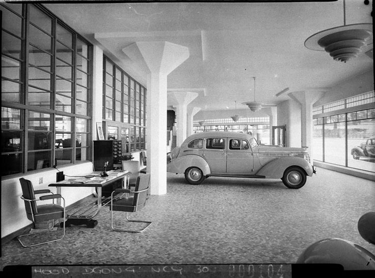 Car showroom - 1938 Hudson 8 on display. By Sam Hood, Mitchell Library, State Library of NSW: http://www.acmssearch.sl.nsw.gov.au/search/itemDetailPaged.cgi?itemID=11851