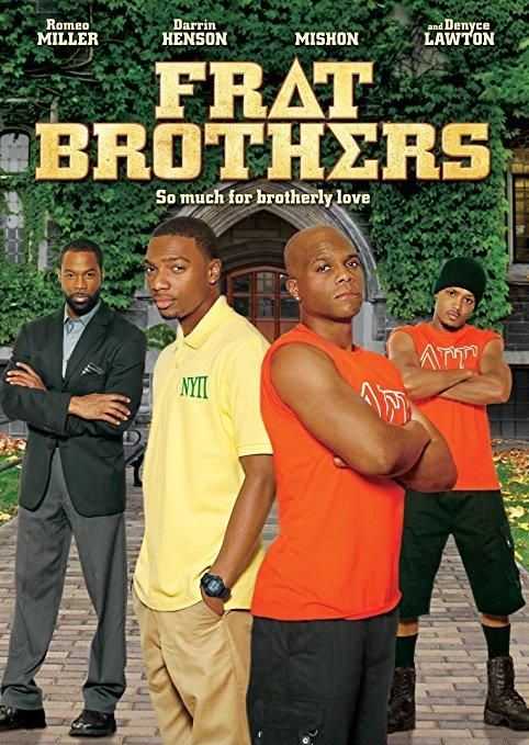 Romeo Miller & Darrin Henson & Dante Wyatt-Frat Brothers