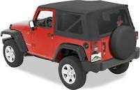 tented top windows for jeep