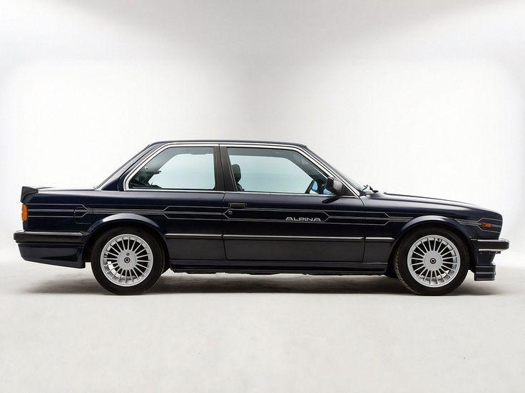 1983 Alpina BMW E30 320i f