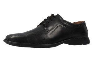 JOSEF SEIBEL - Herren Halbschuhe - Spike - Schwarz Schuhe in Übergrößen