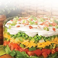 Wiegold's Words: Layered Vegetable Salad