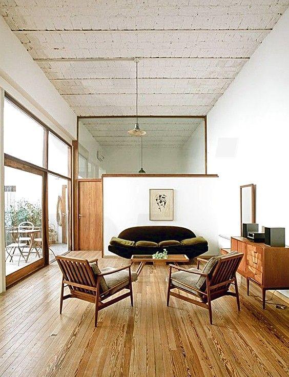 Schon Mitte Jahrhundert Modernes Wohnzimmer, #jahrhundert #mitte #modernes # Wohnzimmer