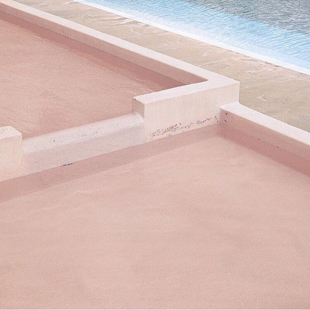 Pool's edge #muted #tones #inspiration