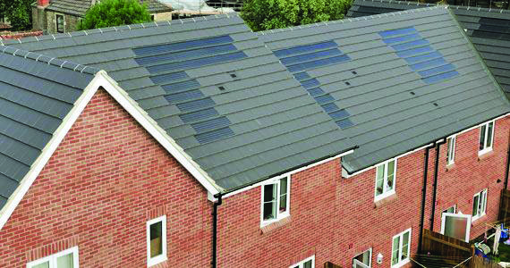 Conveniences And Drawbacks Of Solar Roof Tiles That You Need To Understand About Homes Tre Solar Roof Tiles Solar Roof Solar Panels Roof