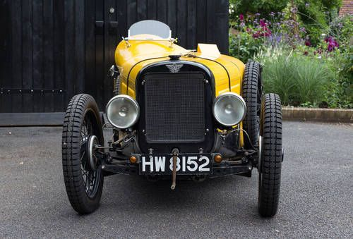 AUSTIN SEVEN SPORTS/SPECIAL (1930) (picture 2 of 6)