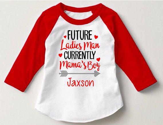 Boys Valentine Shirt Mama S Boy Shirt Monogram Valentine Shirt