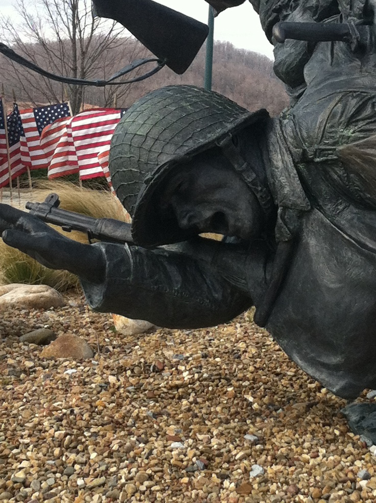 d-day memorial in bedford virginia
