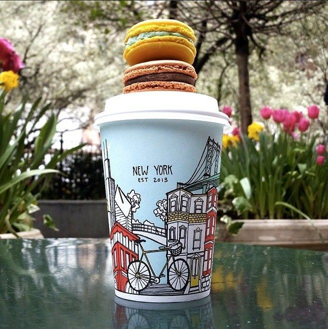 Love New York? Love coffee? Intelligentsia Cafe is one of the best coffee shops in NYC that the locals love!