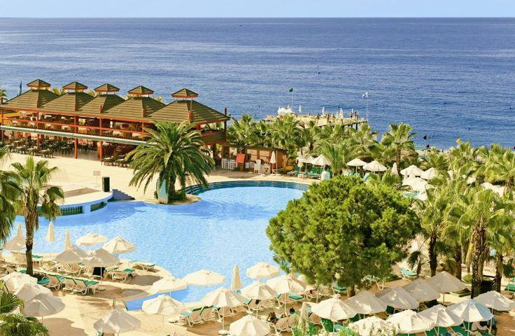 Delphin Hotel in Alanya, Turkey