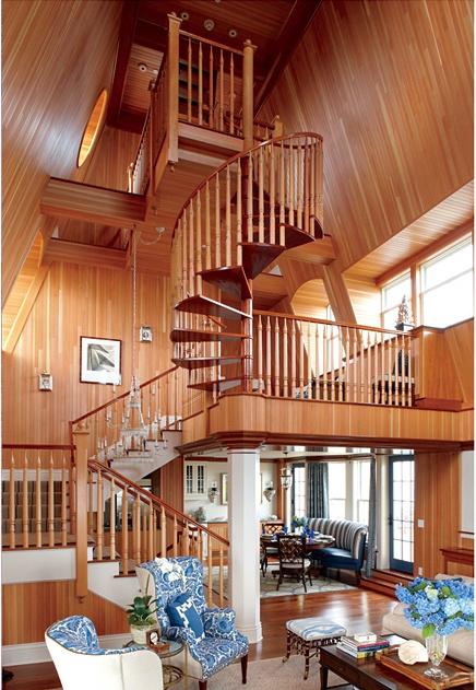 Ocean house in Rhode IslandAmazing, Watches Hills, Ocean House, Rhode Islands, Future, Living Room, Dreams House, Stairs Cases, Stairways