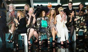 Absolutely Fabulous: The Movie review – you can be too thin, darling | Film | The Guardian