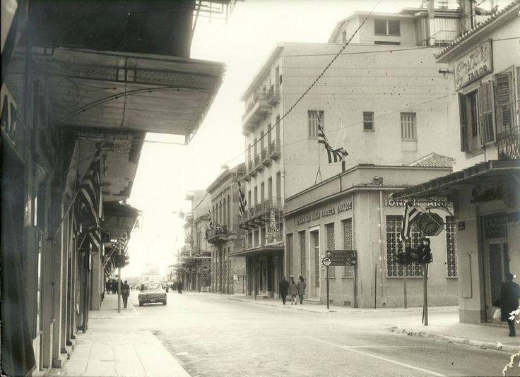 Οδός Αριστομένους 1965