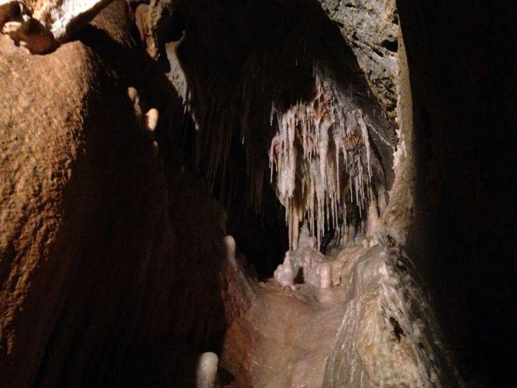 Grotte di Toirano i Italien