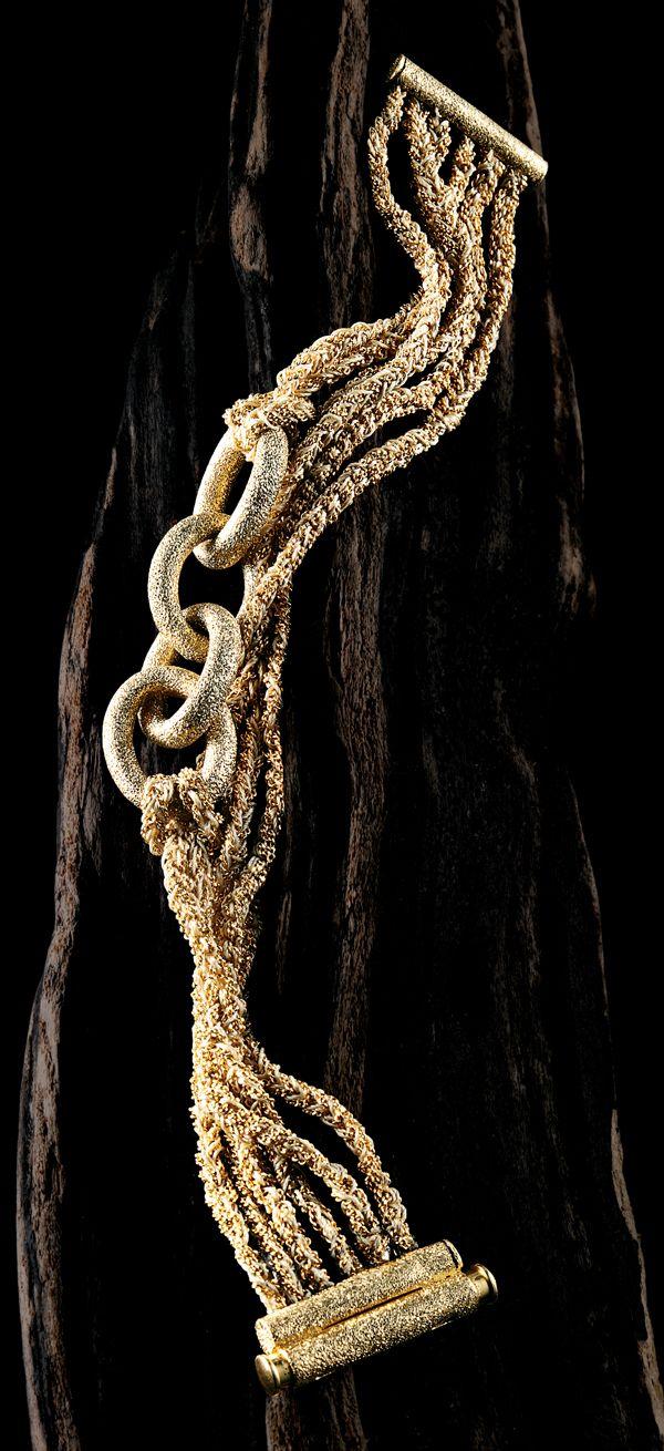 Carolina Bucci Six-Strand Woven Silk and Gold Bracelet, 212 872 2578: Lady Accessories, Six Strands Woven, Woven Silk, Women Accessories, Gold Bracelets Lov, Ladies Accessories, Carolina Bucci, Bucci Six Strands, Accessories Watches