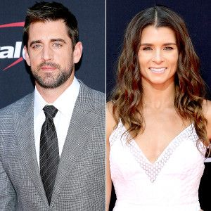 Are Aaron Rodgers and Danica Patrick Dating?