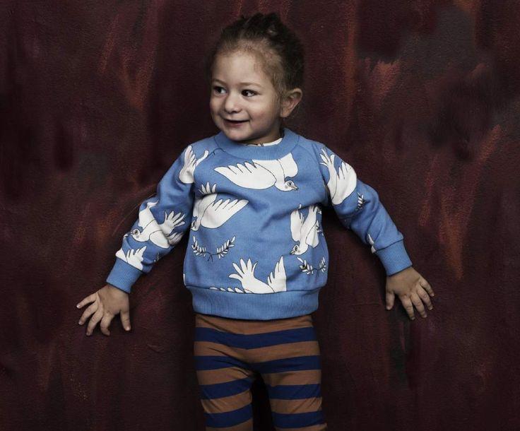 A/W17: a capsule wardrobe for littles featuring #minirodini #everlane and #littlegreenradicals