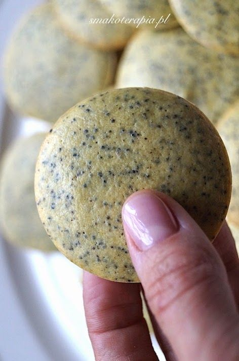 smakoterapia: COOKIES pieguski / WITHOUT SUGAR AND DAIRY, GLUTEN FREE. Poppyseed and chickpea. Does contain eggs.