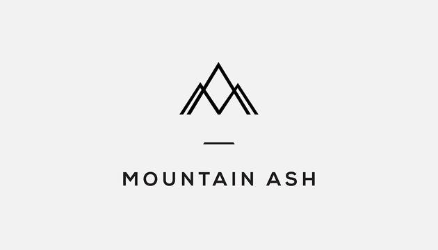 Mountain ash logo | Logo Inspiration